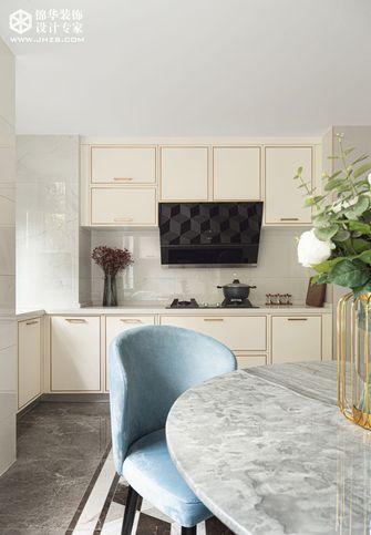 豪华型110平米三室一厅欧式风格厨房设计图