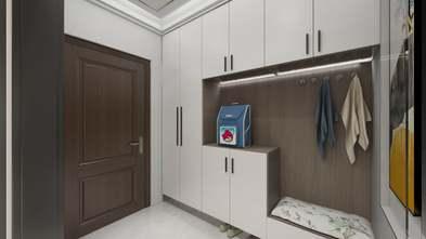 豪华型140平米四室两厅轻奢风格玄关图片