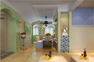 20万以上140平米复式地中海风格厨房装修案例