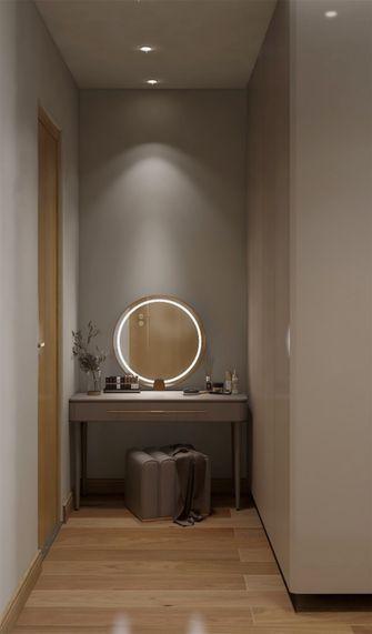 20万以上110平米三室两厅现代简约风格衣帽间图