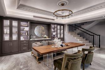 20万以上140平米别墅法式风格书房装修效果图