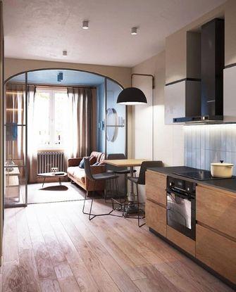 经济型30平米小户型美式风格厨房装修图片大全