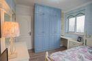 5-10万50平米小户型田园风格卧室图片
