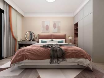 豪华型130平米四室一厅现代简约风格卧室设计图