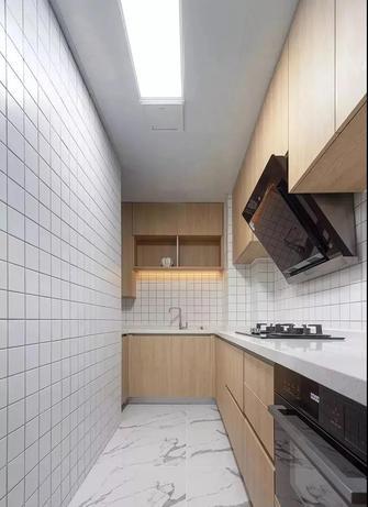 富裕型80平米中式风格厨房装修案例