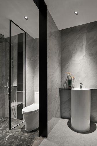 140平米三室三厅轻奢风格卫生间效果图