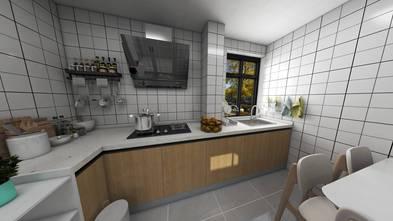 5-10万50平米小户型现代简约风格厨房图片大全
