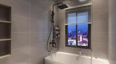80平米三室两厅工业风风格卫生间装修案例