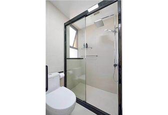 经济型70平米一居室现代简约风格卫生间图片