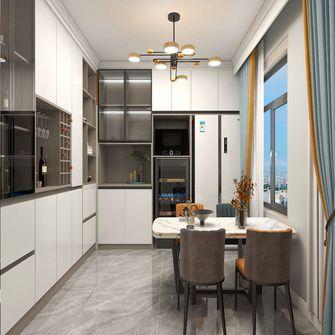 5-10万50平米一室一厅现代简约风格餐厅装修案例