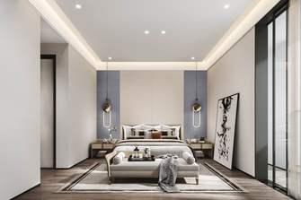 15-20万100平米三室两厅中式风格卧室图片
