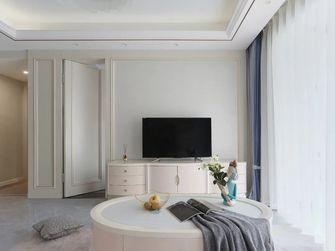 20万以上110平米三室三厅北欧风格客厅图片大全