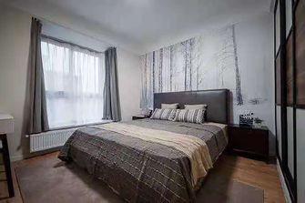 一居室轻奢风格卧室装修效果图
