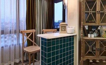 50平米公寓欧式风格餐厅装修效果图