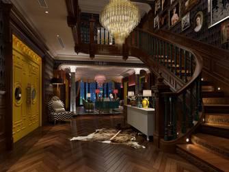 140平米别墅地中海风格客厅装修效果图