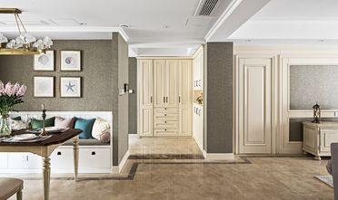140平米三室三厅美式风格走廊装修效果图