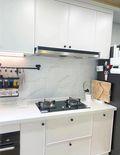 5-10万60平米一室一厅混搭风格厨房效果图
