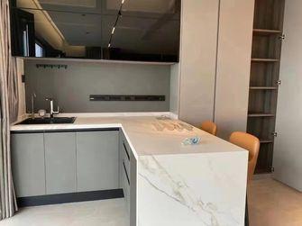 80平米复式地中海风格厨房图片