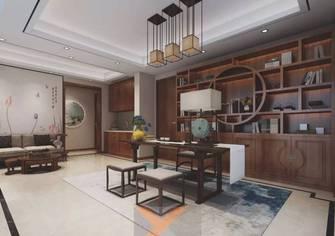 中式风格书房图片