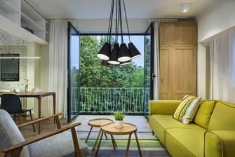 5-10万60平米欧式风格客厅设计图