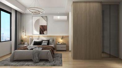 富裕型100平米现代简约风格卧室装修图片大全