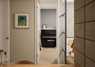 豪华型50平米一室一厅北欧风格走廊设计图
