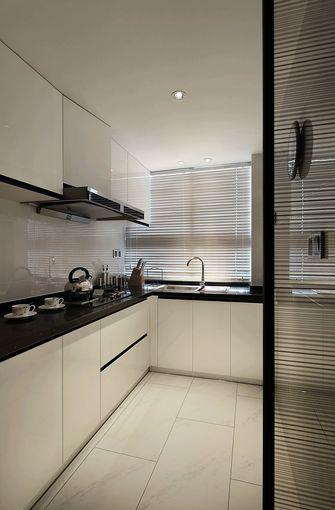 140平米三室两厅港式风格厨房效果图