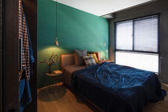 110平米四工业风风格卧室设计图