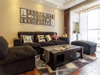 10-15万90平米美式风格客厅图片