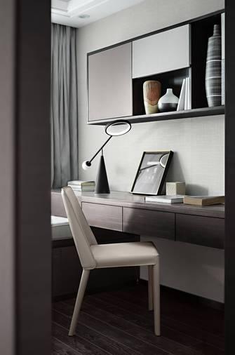 豪华型140平米四室两厅中式风格书房装修效果图