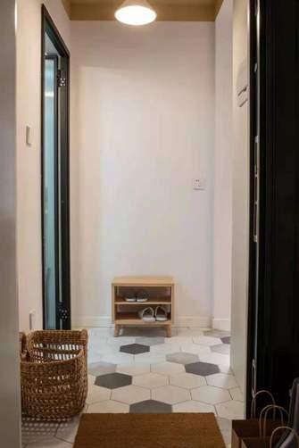5-10万50平米一室一厅北欧风格玄关图片