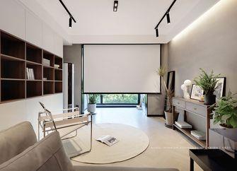 5-10万60平米一居室混搭风格客厅装修效果图