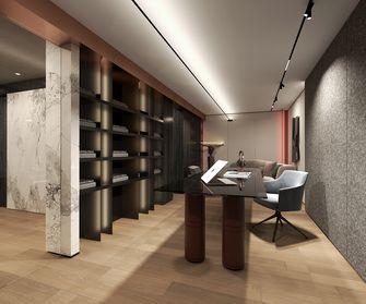 20万以上140平米三室两厅港式风格书房装修图片大全