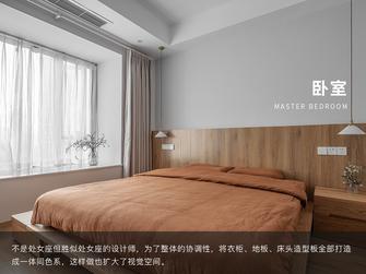 20万以上90平米三室两厅日式风格卧室设计图