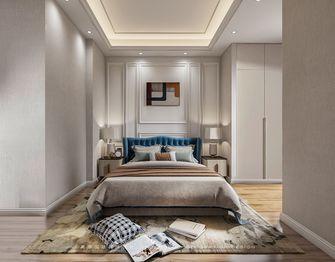 140平米北欧风格卧室图片大全