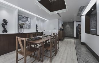 豪华型120平米三室两厅中式风格餐厅装修图片大全