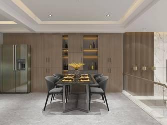 3万以下140平米别墅中式风格餐厅装修图片大全