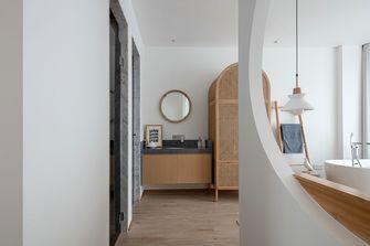 豪华型140平米三室三厅日式风格卫生间图