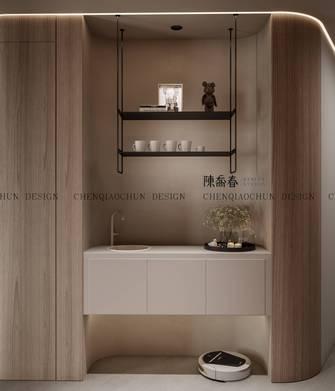 140平米三室两厅现代简约风格其他区域装修案例