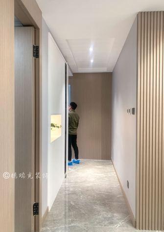 豪华型140平米四室两厅轻奢风格走廊欣赏图