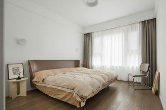 富裕型110平米四室四厅现代简约风格卧室装修案例