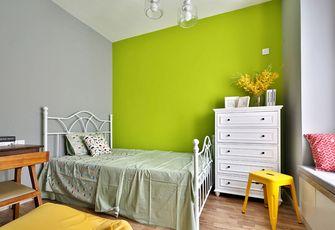 10-15万90平米三室两厅北欧风格青少年房欣赏图