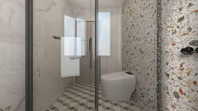 20万以上140平米四室一厅混搭风格卫生间装修案例