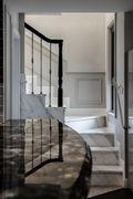 富裕型60平米复式混搭风格楼梯间欣赏图