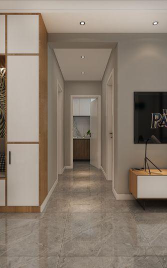 80平米现代简约风格走廊装修图片大全