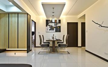 富裕型110平米四室两厅港式风格餐厅设计图
