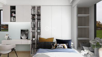 140平米三室两厅欧式风格青少年房装修图片大全