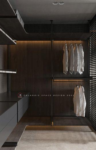 经济型140平米四室两厅混搭风格衣帽间效果图
