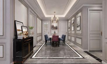 10-15万140平米三室两厅美式风格走廊设计图