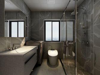 5-10万80平米三室一厅现代简约风格卫生间装修效果图